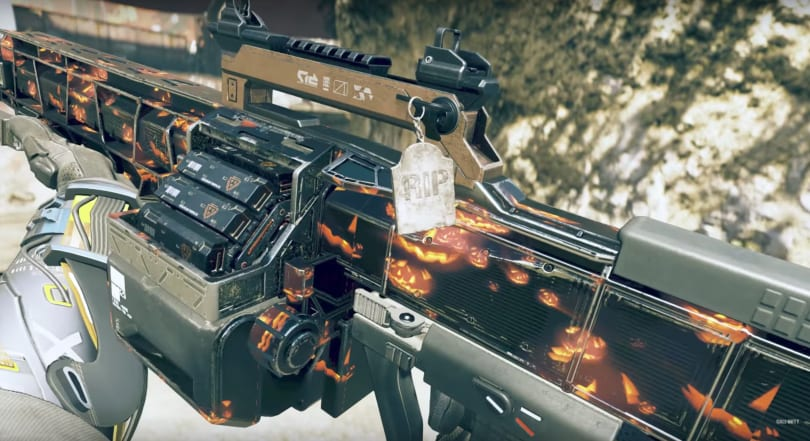 'Call of Duty: Infinite Warfare' has a Halloween bash of its own