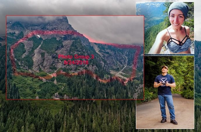 Now you can help search for missing Seattle hiker Samantha Sayers