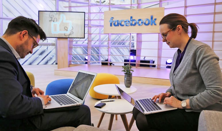 Facebook's Slack competitor may be coming next month