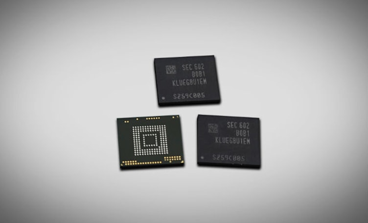 Samsung is building 256GB memory chips for smartphones