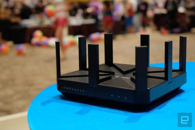 TP-Link announces the 'world's first' 802.11ad router