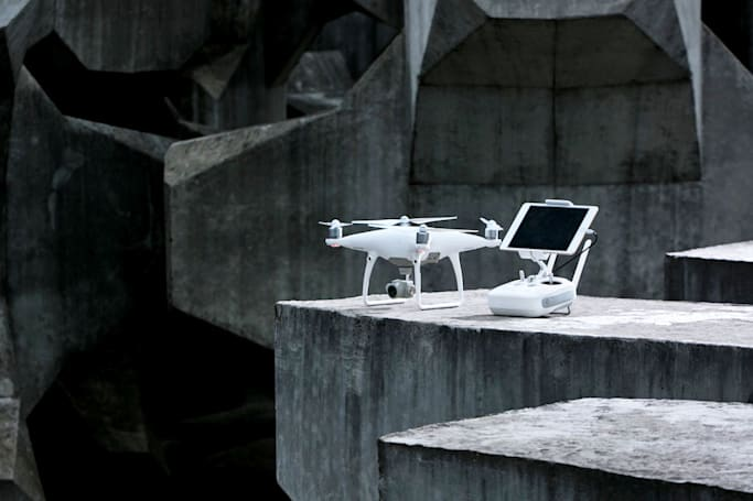 DJI refreshes the Phantom 4 with 'Advanced' entry-level model