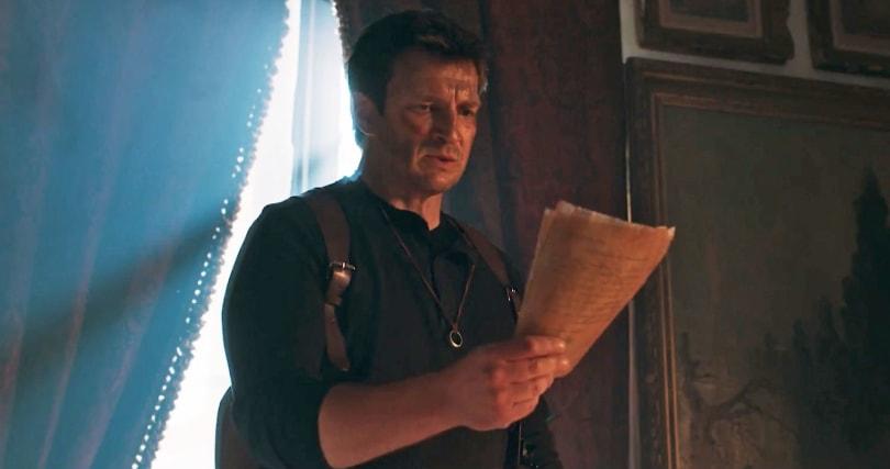 《神秘海域》粉丝制视频证明了 Nathan Fillion 才是真人版主角