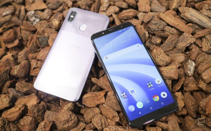 HTC 的 U12 Life 中端新机可能是 Pixel 2 失散多年的穷人兄弟
