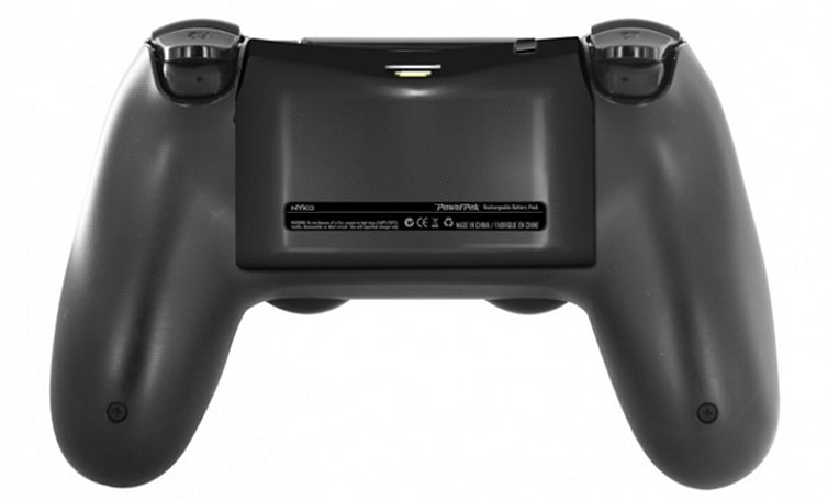 Nyko is ready to give your PS4 controller the battery life it deserves