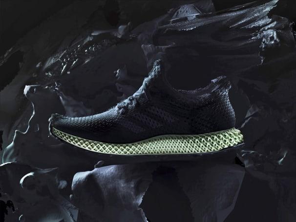 Adidas Futurecraft 4D starts a new era of 3D-printed shoes