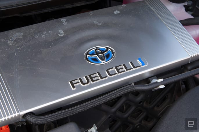 It's too early to write off hydrogen vehicles