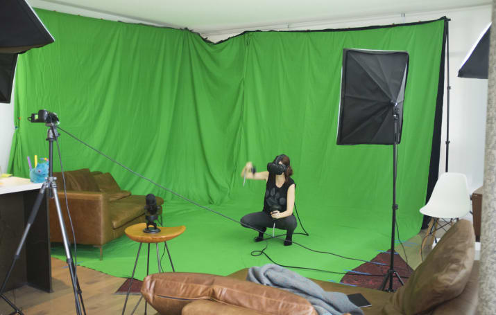 HTC Vive developer explains how to livestream 'mixed reality'