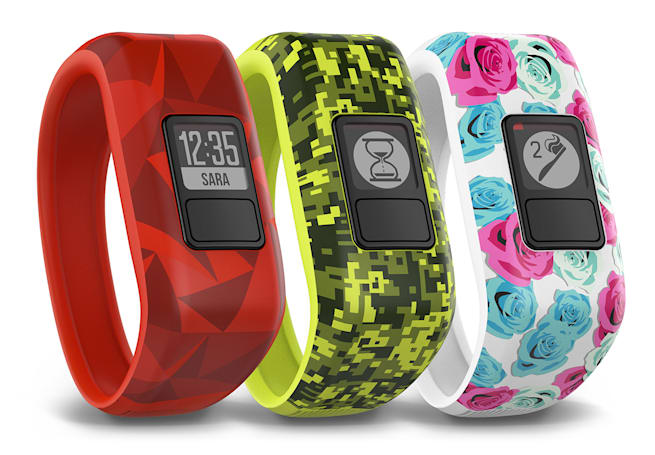 Garmin's Vivofit Jr. rewards kids for being active