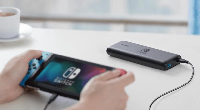 Anker 为任天堂 Switch 推出两颗专用外置电池