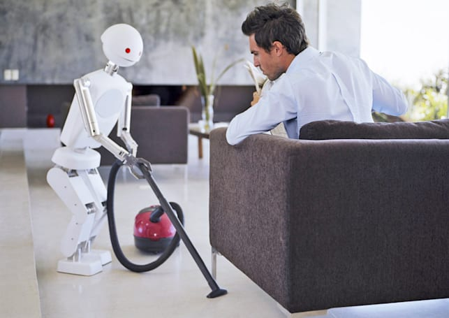 Robot home can anticipate and cater to your needs