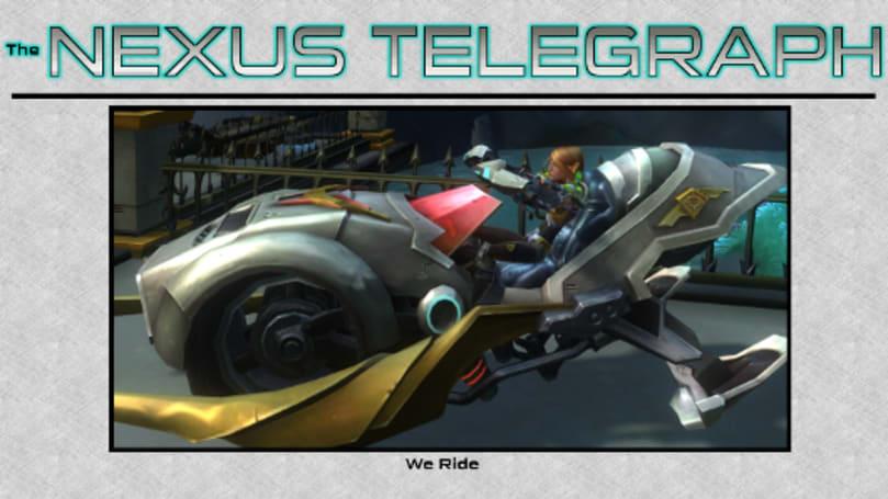 The Nexus Telegraph: The first week in WildStar