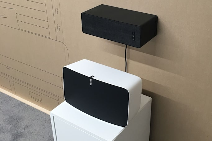IKEA and Sonos show off their first smart speaker prototype