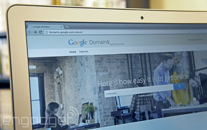Google wants to sell you your next domain name