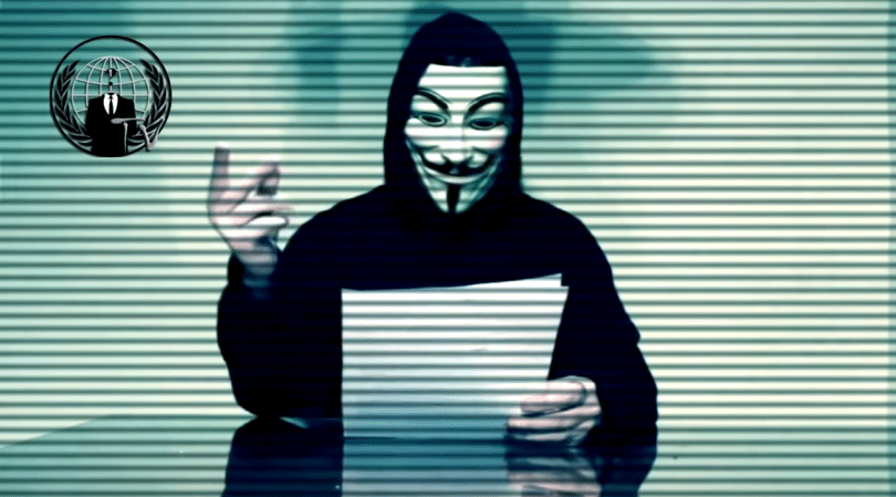 Anonymous declares 'total war' on Donald Trump