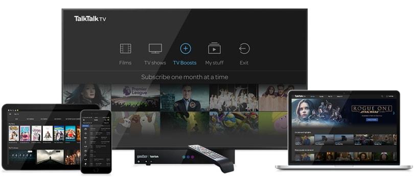 TalkTalk TV will go multiscreen next year with new streaming app