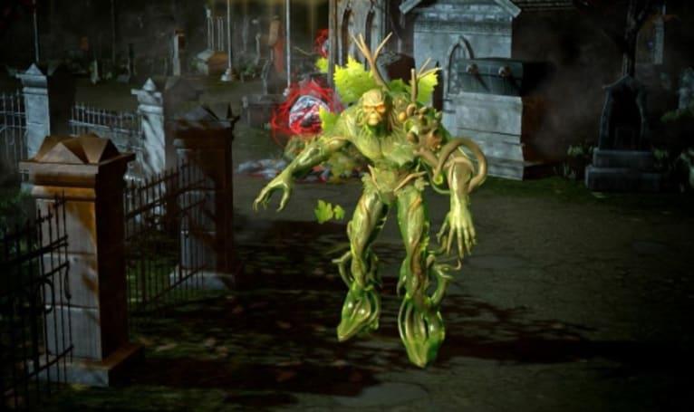 Infinite Crisis dredges up Swamp Thing
