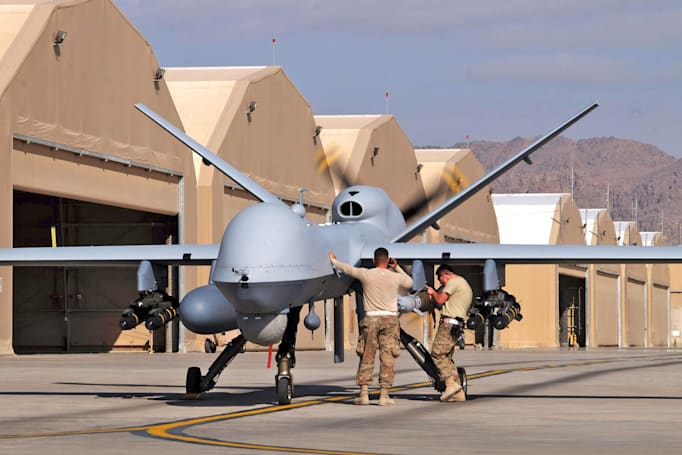 Air Force boosts drone pilot bonuses to keep up with demand