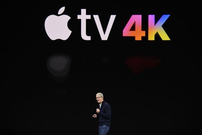 据报苹果将在明年大力推行原创电视内容