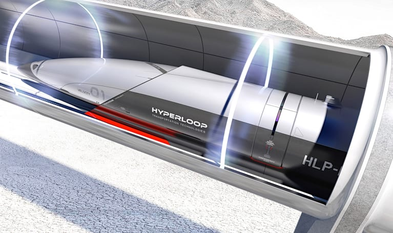 Apple's home city Cupertino wants a Hyperloop