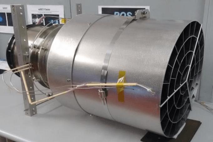 ESA's air-breathing thrusters help keep satellites alive longer