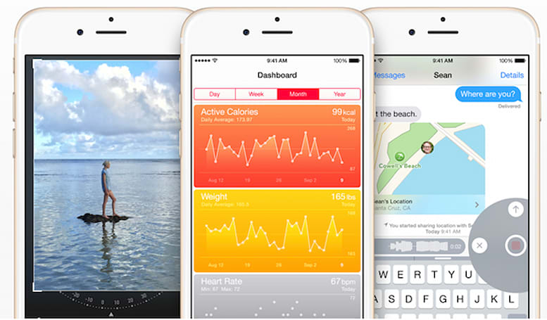iOS 8 is here! Read our complete guide to Apple's new mobile OS
