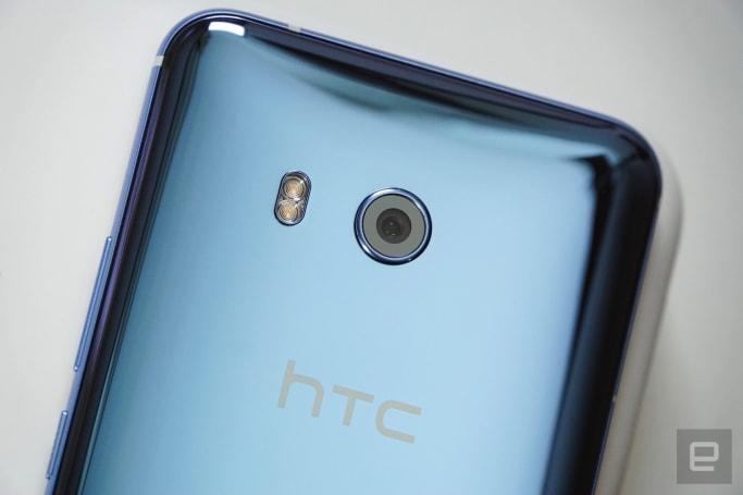Oreo 一口咬!HTC U11 Android 8.0 更新開始推送