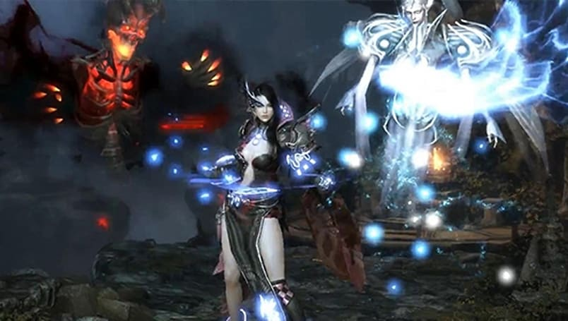 Lost Ark is a full-featured MMO; check out the new trailer