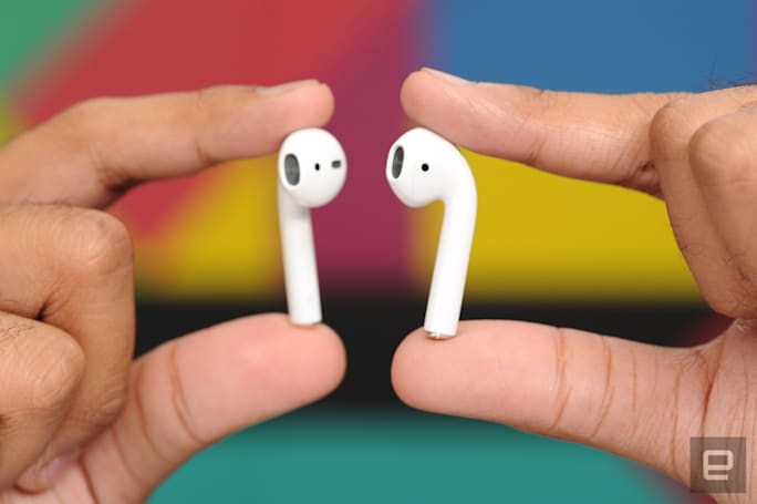 Apple knows you keep losing your AirPods