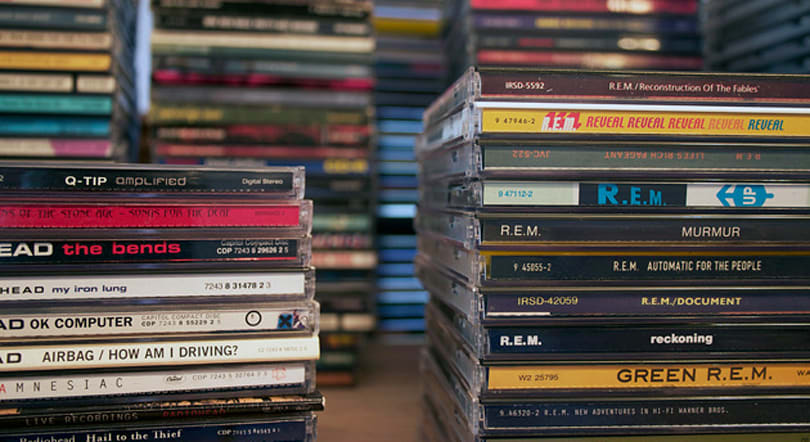 The Library of Congress is wrecking CDs to learn how to save them
