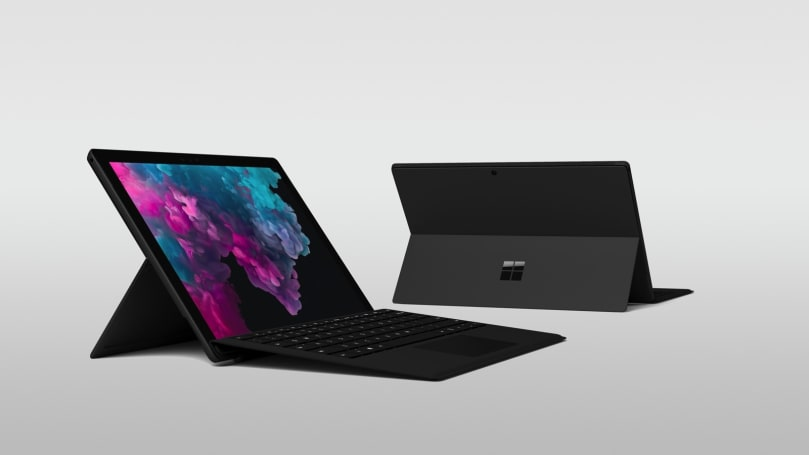 Surface Pro 6 vs. the competition: More than just portability
