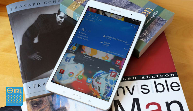 Giving Samsung tablets another chance with the Galaxy Tab Pro 8.4