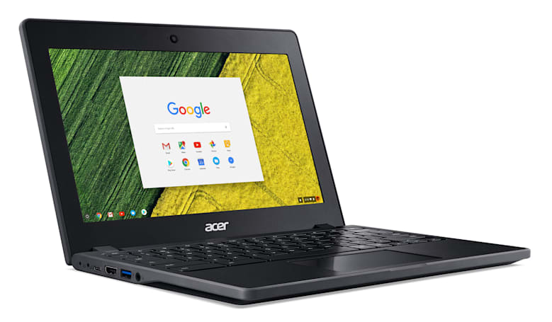 Acer's latest Chromebook packs speed in a tiny rugged body