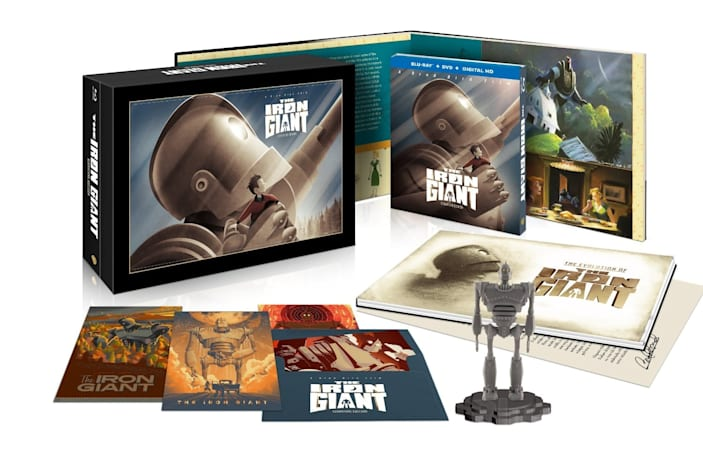 'The Iron Giant' gets a collector edition Blu-ray this fall