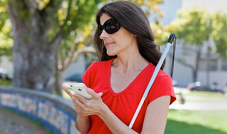 """National Federation of the Blind: """"Apple has done more for accessibility than any other company to date"""""""
