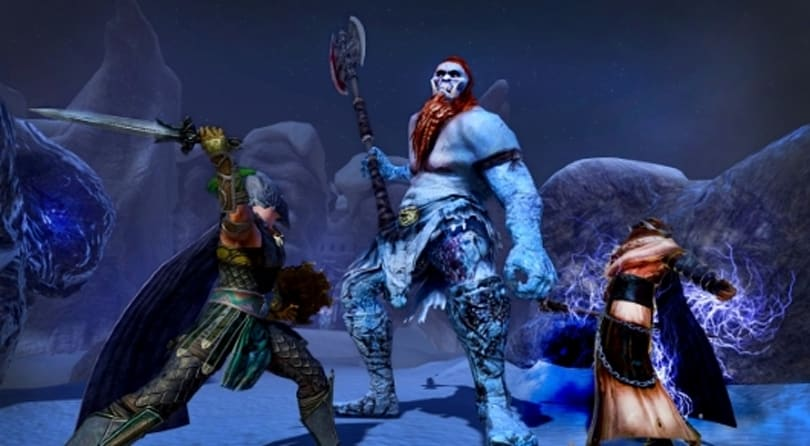 Age of Conan has its eye on achievements, crafting for 2015