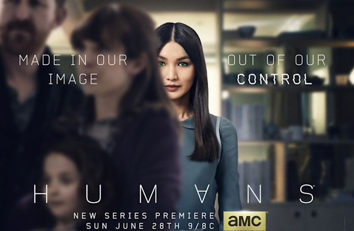 What's on your HDTV: 'Humans', 'Mr. Robot', Nina Simone on Netflix