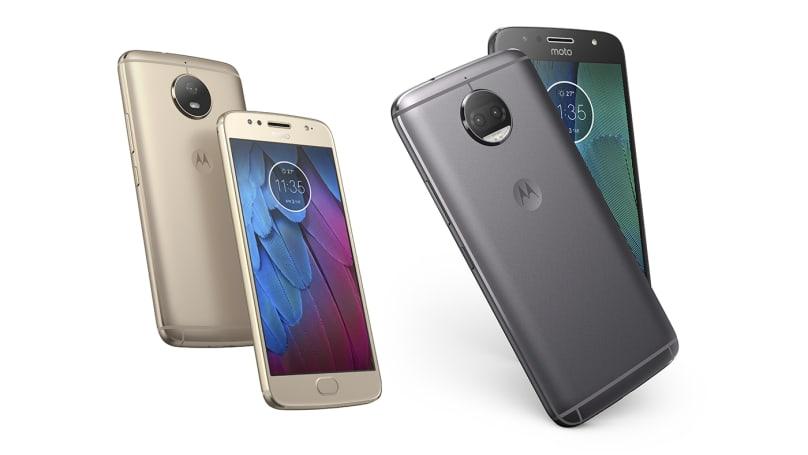小改款 Moto G5s、G5s Plus 在台開賣