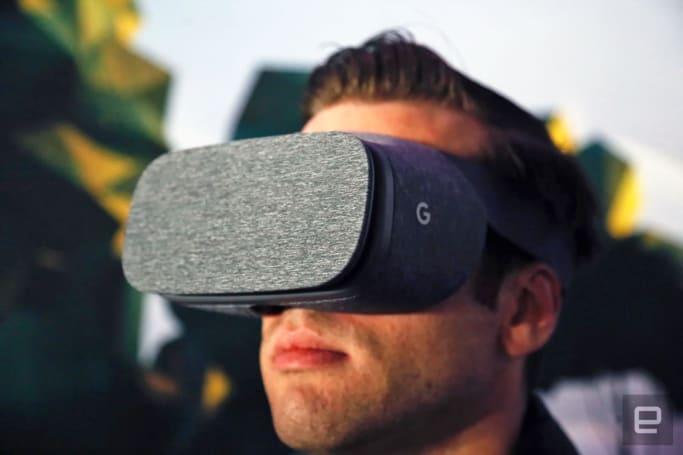 Google Daydream View 与 Chromecast Ultra 海外预购启动