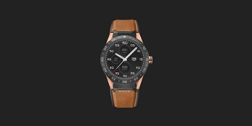 Tag Heuer made a more expensive, $9,900 smartwatch