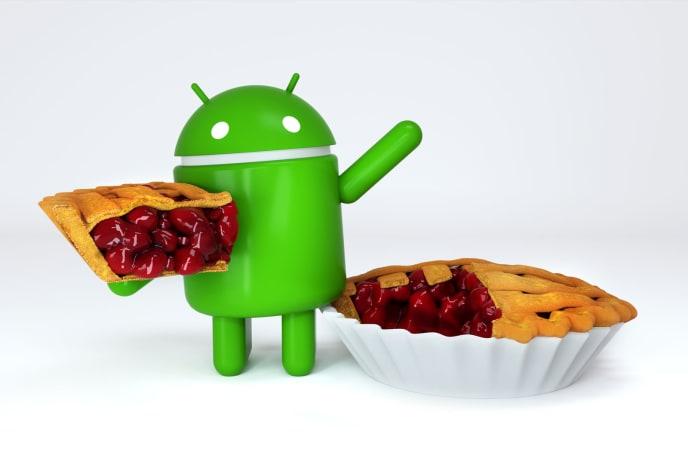 Android P 對應的甜點確定是 Pie 啦!