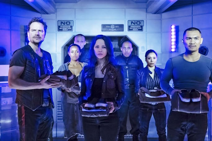 What's on your HDTV: 'Shark Week,' 'Resident Evil 5,' 'Marco Polo'