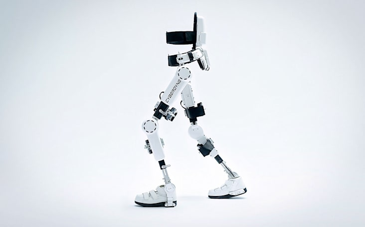 Cyberdyne's therapeutic cyborg legs arrive in the US