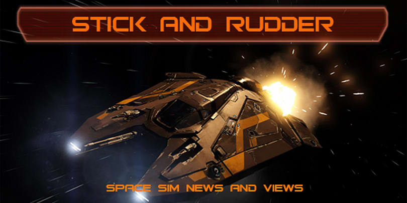 Stick and Rudder: This is not an Elite: Dangerous review
