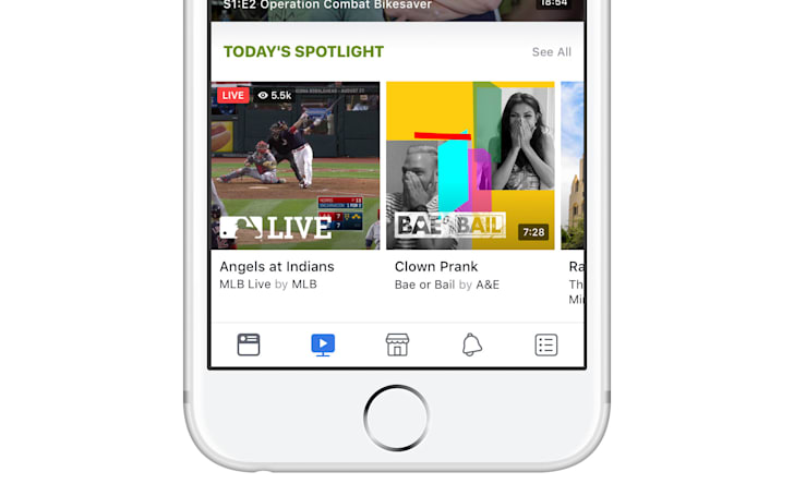 Facebook will soon let you rewind livestreams during a broadcast