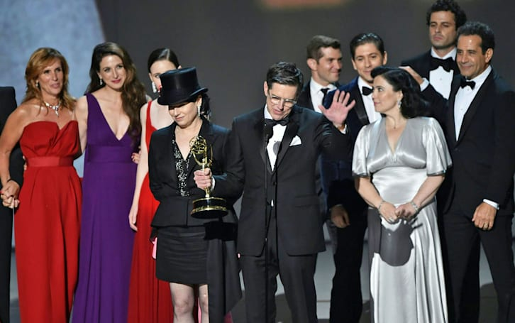 'Marvelous Mrs. Maisel' leads the pack of streaming Emmy winners
