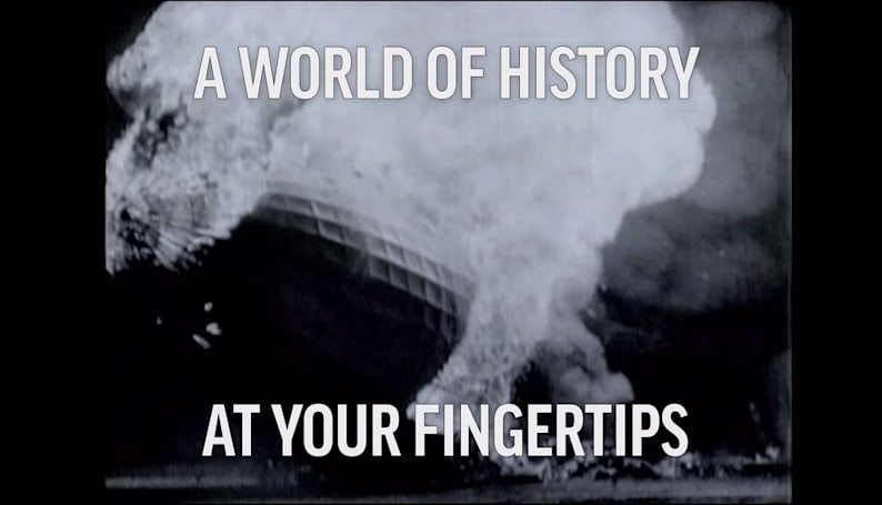 The AP adds 550,000 old newsreel clips to YouTube