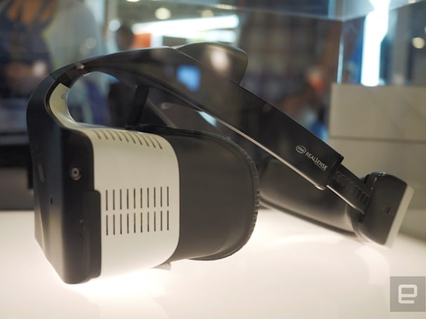 Intel's Project Alloy VR headset is dead