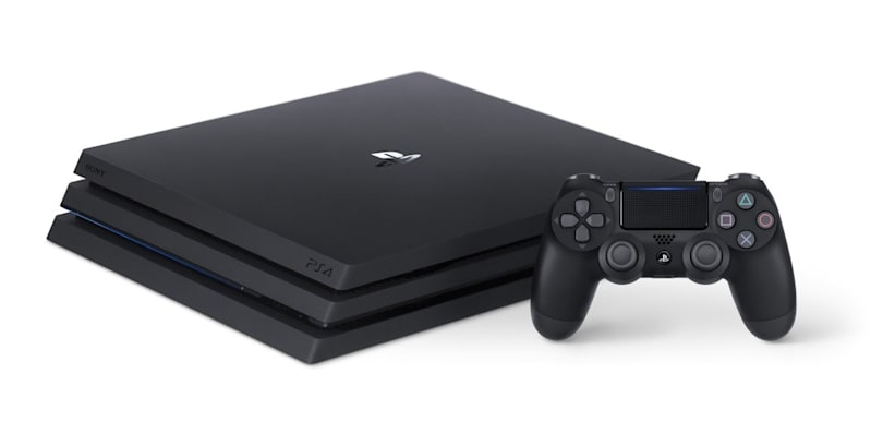 The PlayStation 4 Pro is not an Ultra HD Blu-ray player