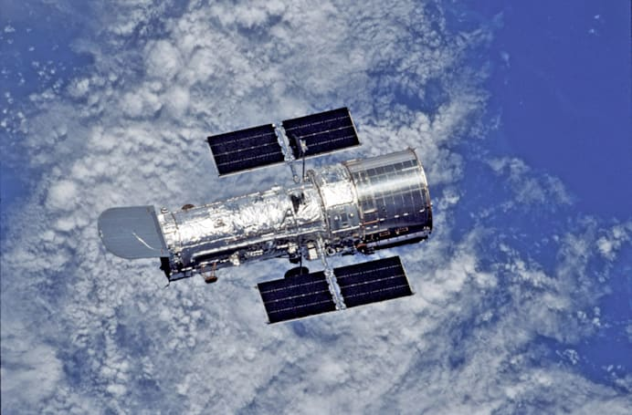The Hubble has seen farther back in time than ever before